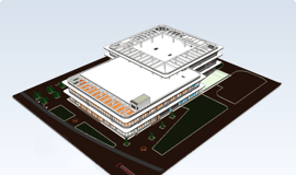 教学楼模型.rvt