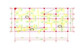 二、三层结构平面图.dwg