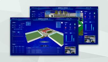上海义维-智慧水务管理平台